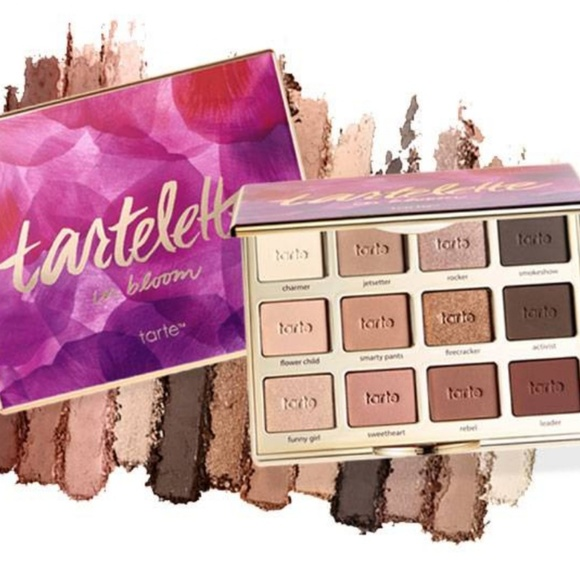 9fef2eb4f tarte Makeup | Lette In Bloom Eyeshadow Palette | Poshmark